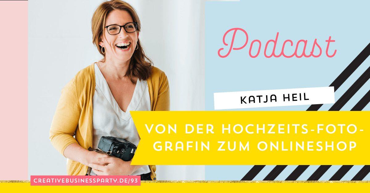 Von der Fotografie zum Online Shop mit Katja Heil