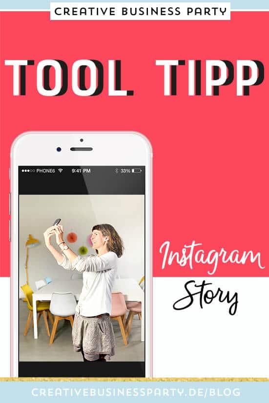Tipps und Tools für deine Instagram Story