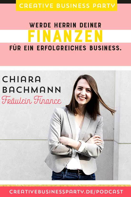 Interview mit Fräulein Finance - Der Umgang mit Geld beim Start in die Selbstständigkeit