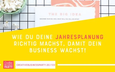 Was bringt die Jahresplanung für dein Business? – Wir planen dein Jahr 2030