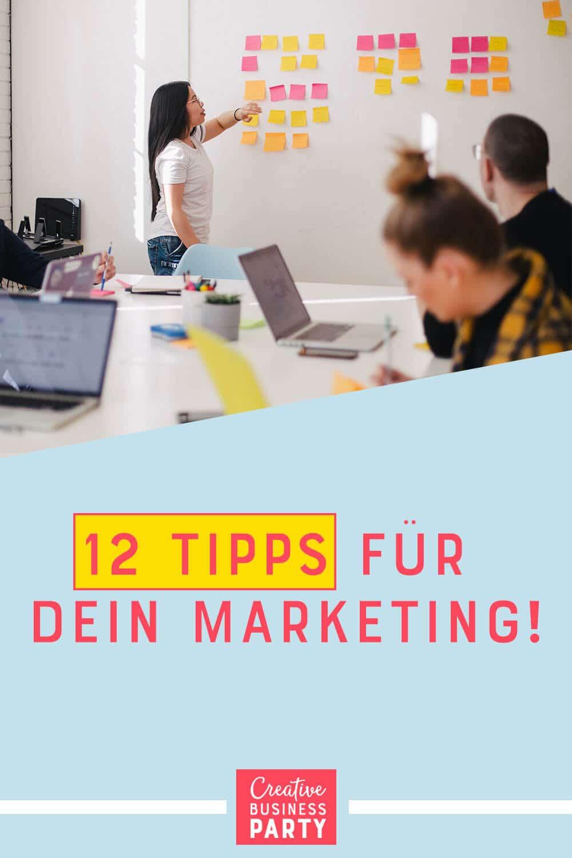 12 Tipps für dein Online Marketing - This is Marketing Messe in Stuttgart