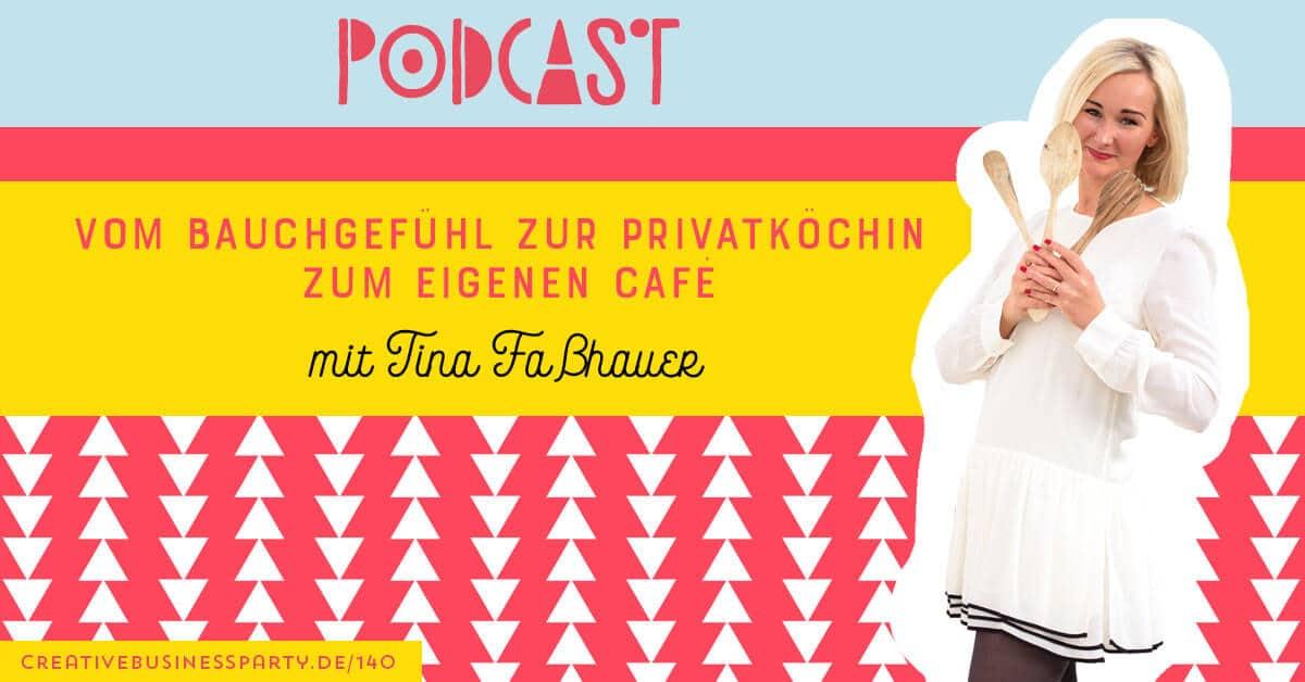 Von der Privatkoechin zum Café - Interview mit Tina Fasshauer