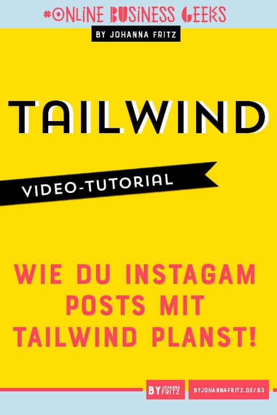 Tailwind Tutorial: Instagram Posts mit Tailwind planen und Zeit auf Social Media reduzieren