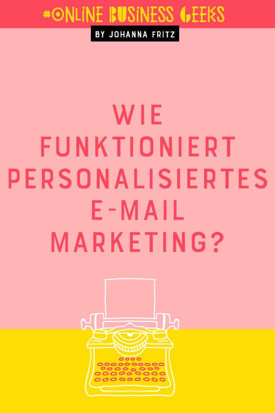 100 Fragen zum Thema E-Mail Marketing? Was ist das beste System? Was ist eine Onboarding Sequenz und wie setzt man diese auf? Und was ist eigentlich der Unterschied zwischen einem Newsletter und personalisiertem E-Mail Marketing?