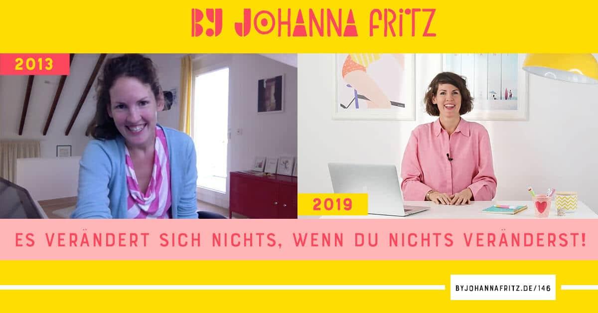 Hör auf zu warten und starte durch mit deinem Business! - Online Durchstarten By Johanna Fritz