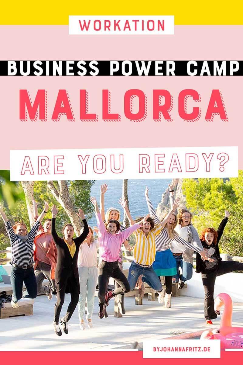 Business Power Camp Mallorca 2020 By Johanna Fritz