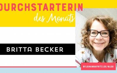 Interview: Britta Becker – Therapeutin & Coach mit Schwerpunkt Marte Meo