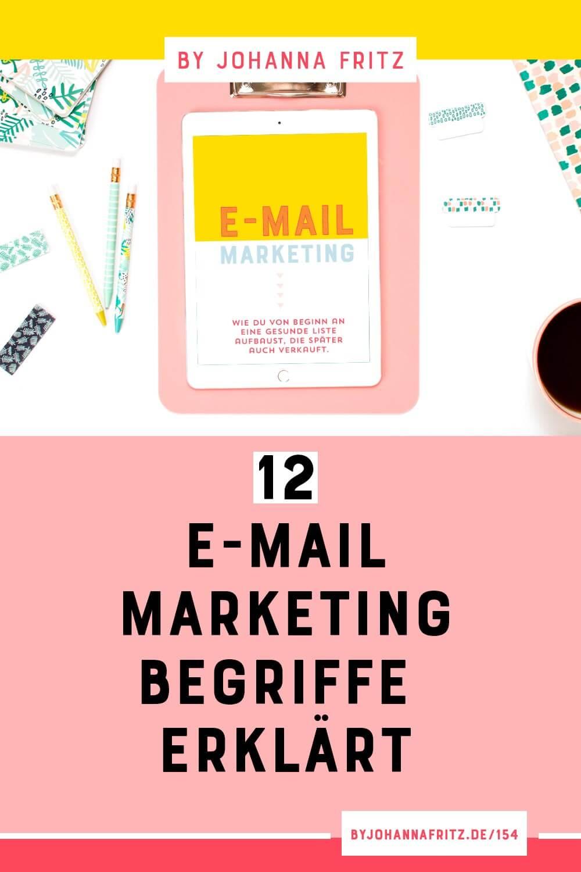 Worum geht es, wenn Worte wie CTA, Hard Bounce, Opt-in oder Lead Magnet fallen? Lass uns heute Lexikon im E-Mail Marketing spielen und Begriffe erklären.