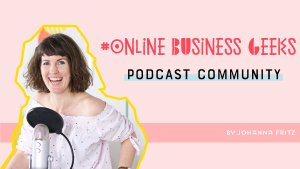 Online Business Geeks Podcast Community