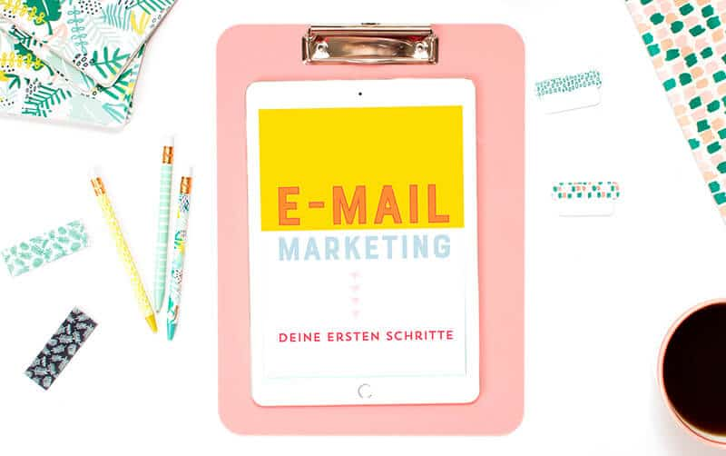 Freebie:E-Mail Marketing von By Johanna Fritz