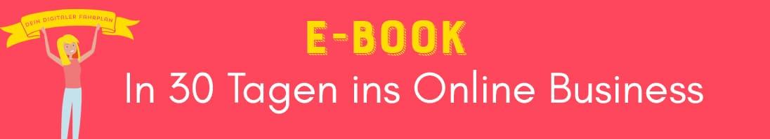 Deine digitale Anleitung ins Online Business - By Johanna Fritz