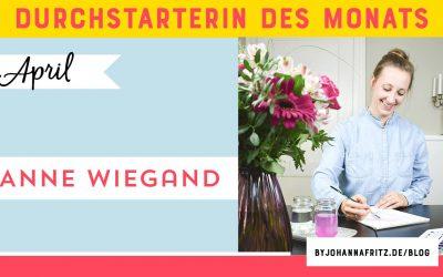 Interview: Anne Wiegand mit Pfanti – nachhaltige Wohnaccessoires