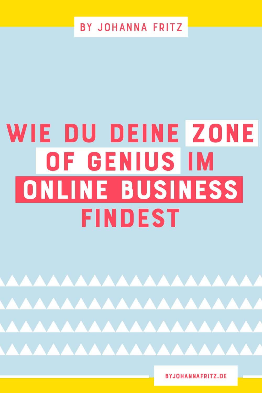 Mit der Ikigai Methode Online Business Ideen finden und deinen USP herausarbeiten - By Johanna Fritz