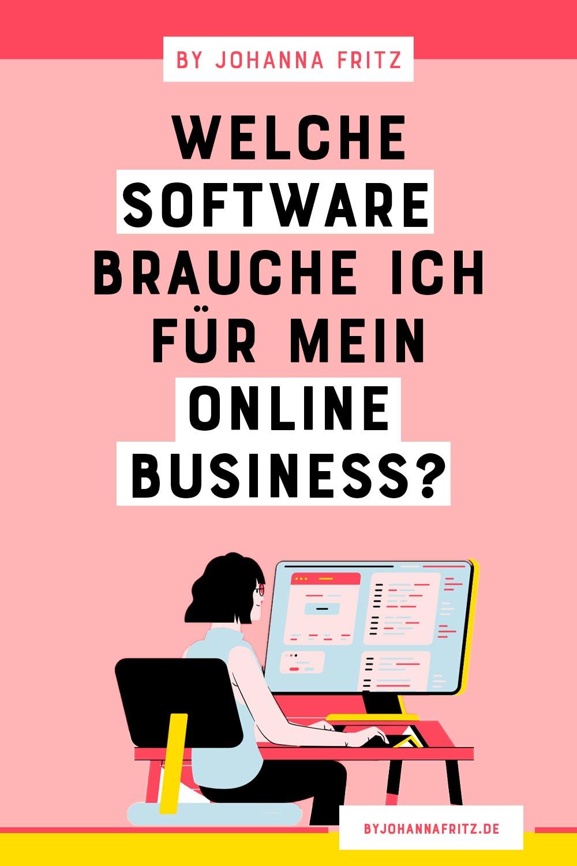 Welche Software und Tools für mein Online Business damit es erfolgreich wird?