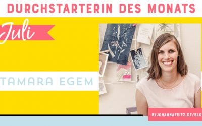 Interview: Art Journaling mit Tamara Egem