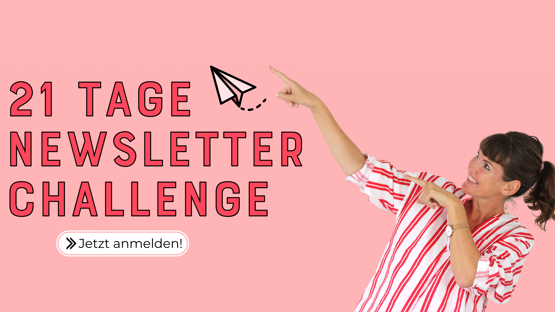 21 Tage Newsletter Challenge - Johanna Fritz - E-Mail Marketing fürs Online Business