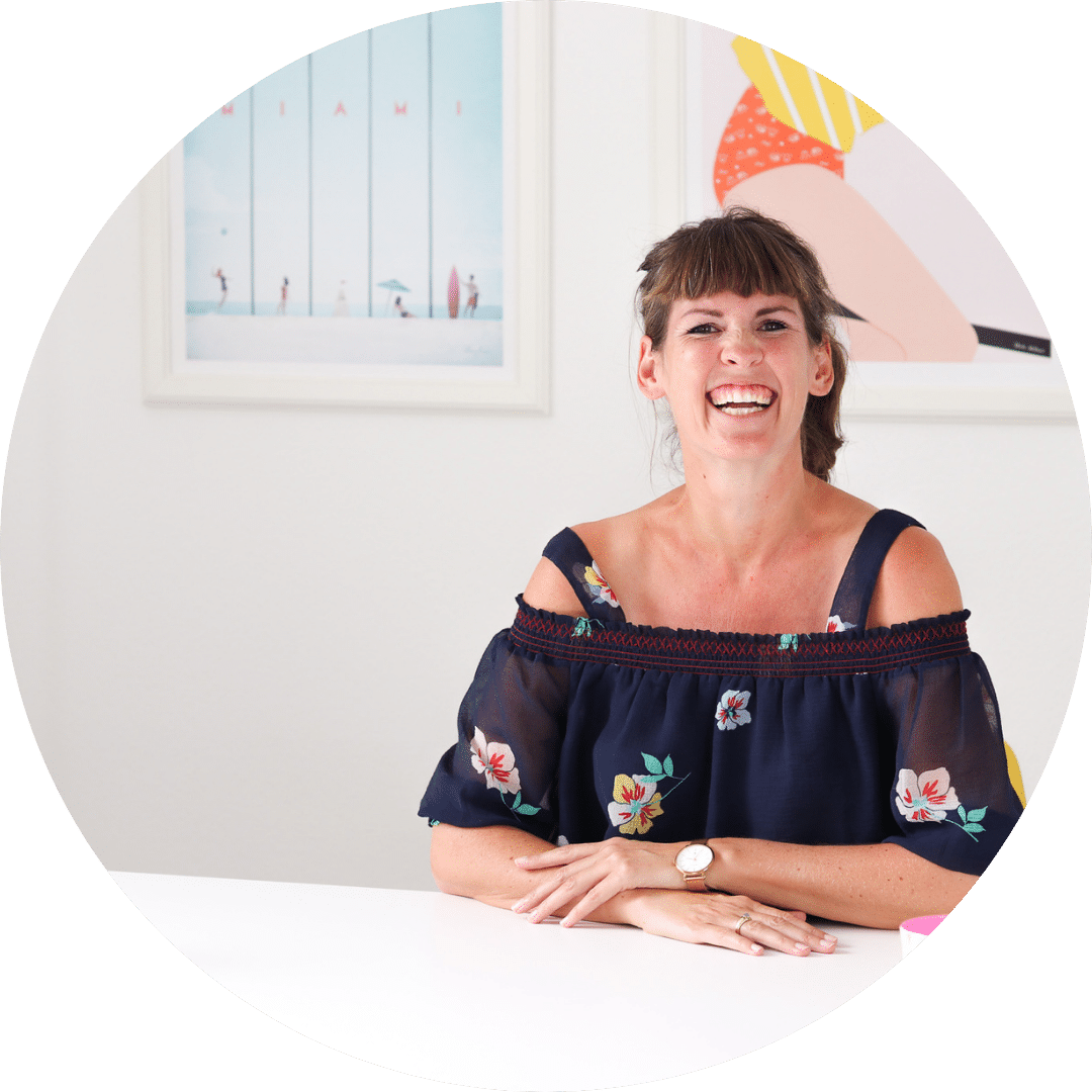 Johanna Fritz - Online Business Coach