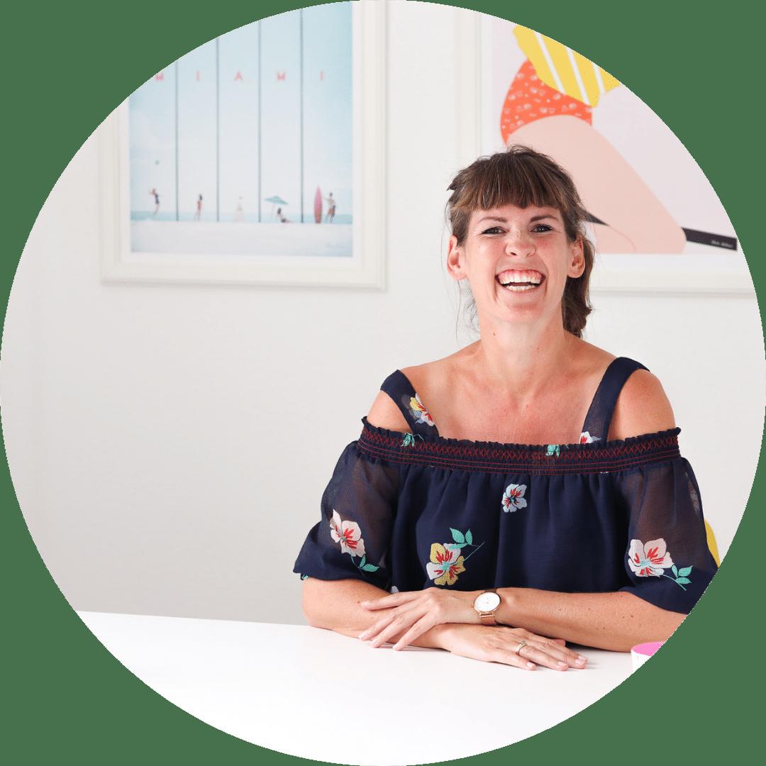 Johanna Fritz - Online Business Coach