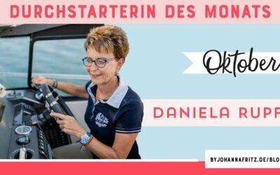 Online Durchstarten Interview: Life Coach Daniela Rupf