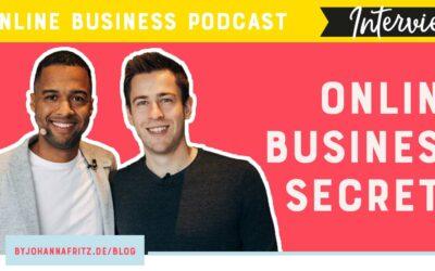 Online Business Secrets mit Timo vom Online Business Podcast