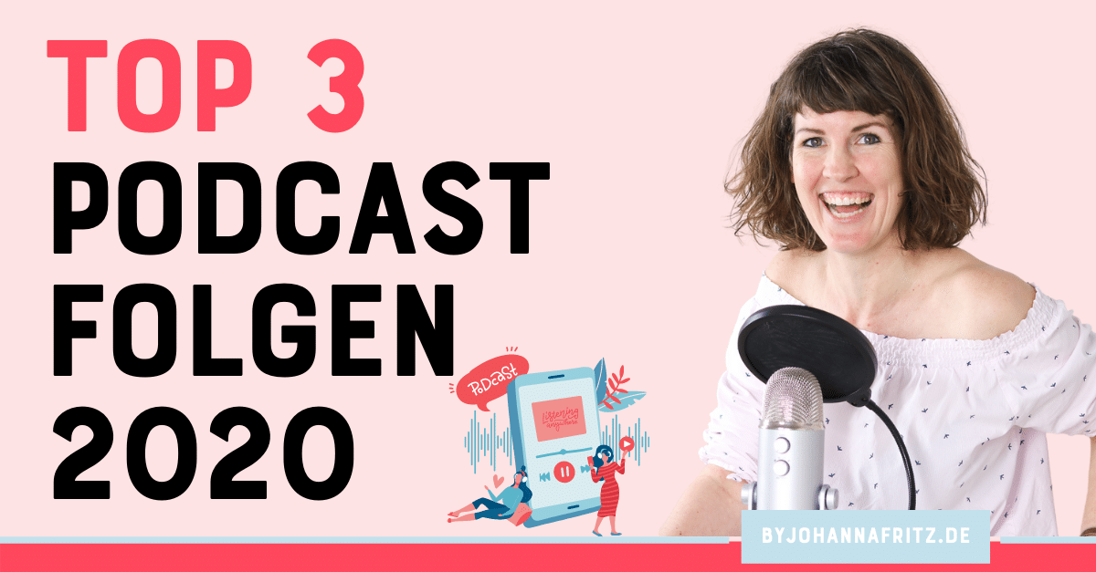 Top 3 #OnlineBusinessGeeks Podcastfolgen 2020