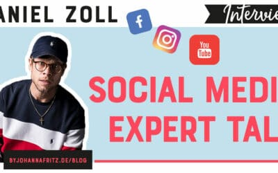 Social Media Expert Talk – Interview mit Daniel Zoll