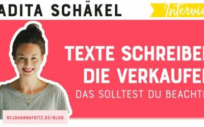 Madita Schäkel verändert Leben mit Texten