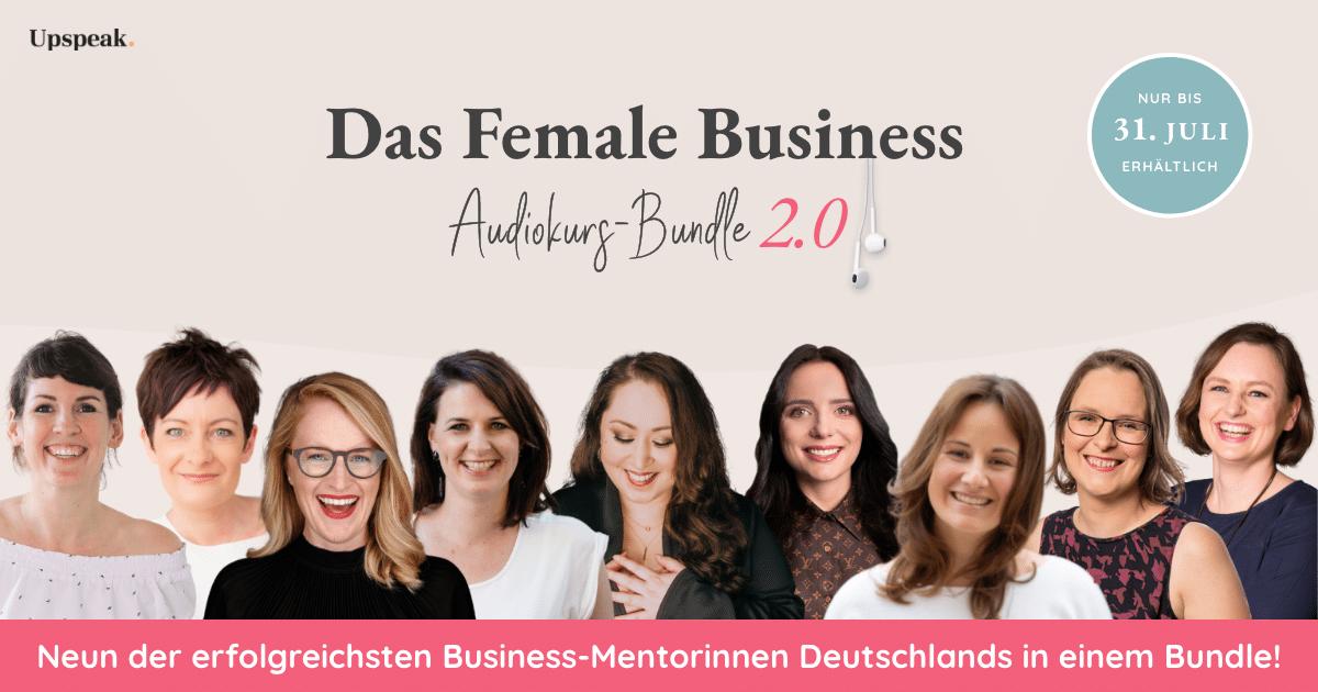 Female Business Audio Bundle von Upspeak